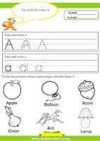 Kids Under 7: Alphabet