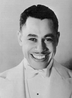 """Cabell """"Cab"""" Calloway III was a jazz singer and bandleader. He was strongly associated with the Cotton Club in Harlem, New York City, where he was a regular performer. Jazz Artists, Jazz Musicians, Music Artists, Music Icon, Soul Music, Indie Music, Music Music, The Blues Brothers, Jazz Blues"""
