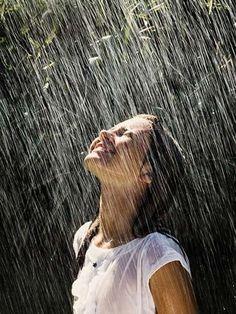 Love the warm summer rain!! Aaaahhhhhhh