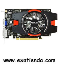 Ya disponible Vga Geforce gtx650 2gb PCIEX   (por sólo 133.89 € IVA incluído):   -Procesador gráfico/chipset:NVIDIA GeForce GTX 650 -BusAGP/PCIex:PCI Express 3.0 -Memoria de Video:GDDR5 2GB -Frecuencia del Reloj:1071 MHz -Resolución Máxima.:2048x1536 -Resolución máxima DVI:2560x1600 -Conectores: 1 x D-Sub Output 1 x DVI Output : 1 x HDMI Output HDCP Support :SI -SLI/Crossfire:SLI -Directx:11 -Ventilador/Disipador: Ventilador Garantía de 24 meses.  http://www.exabyte
