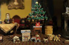 miniature christmas - Google Search
