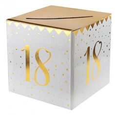 Tirelire Joyeux anniversaire 18 ans