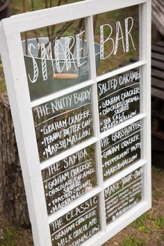 doe lake wedding Ocala Florida wedding southern wedding Lindsey + Hunter | 10.3.15 Photo By Sierra Ford Photography smores bar s'more rustic wedding Ocala national forest