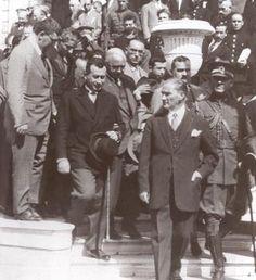 Siyah Beyaz Fotoğraflarla Atatürk Galerisi-7