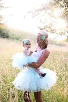 Mommy and me tutu by KirrasBoutique on Etsy