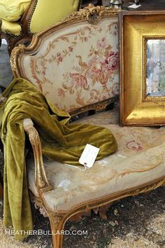 ca22f0646b838 Luv this chair!! French Country Style, French Chic, Antique Furniture,  Antique