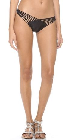Luli Fama Verano de Rumba Bikini Bottoms | SHOPBOP $61.60