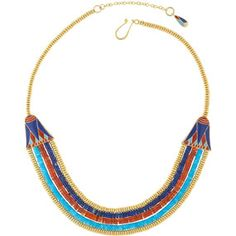 Egyptian Lotus Necklace - Necklaces - Jewelry - The Met Store