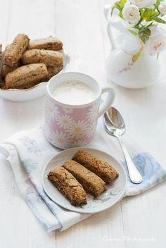 Biscotti integrali senza burro uova lievito