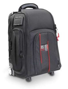 Petrol Bags DSLR Camera Rollpak - Trolley Bags