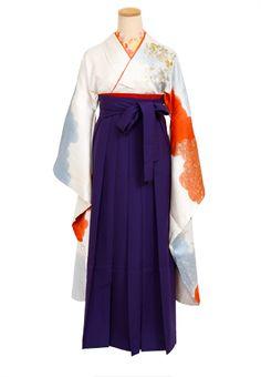 antique kimono for graduation ceremony