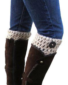 chunky boot cuffs