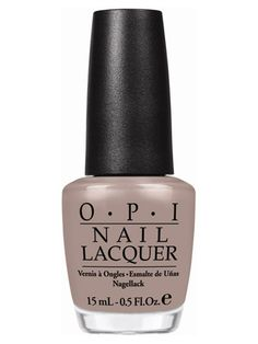 """The """"it"""" nail color for autumn - Berlin There Done That, by OPI. #nailpolish"""