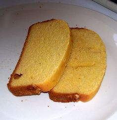 Corn Bread in a Bread machine...good to know for when the oven is out...like it is right now.