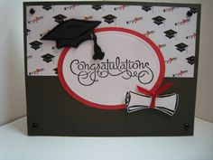 sg-Graduation Card by Quiltmaniac46 - Cards and Paper Crafts at Splitcoaststampers