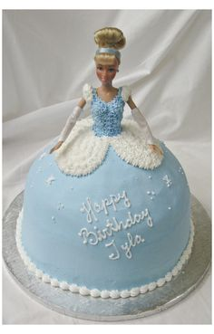 24th Birthday Cake, Funny Birthday Cakes, Cake Decorating For Kids, Barbie Cake, Tasty Chocolate Cake, Cake Delivery, Frozen, Fondant, Specialty Cakes