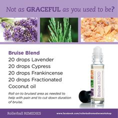 Bruise Blend
