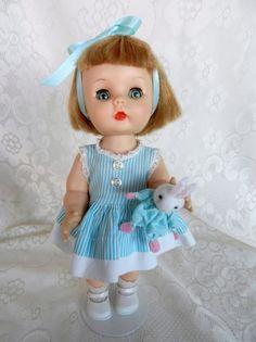"Arranbee Vintage ""Littlest Angel doll""-10.5""-vinyl head/HP jointed body-1961-62 | Dolls & Bears, Dolls, By Brand, Company, Character | eBay!"