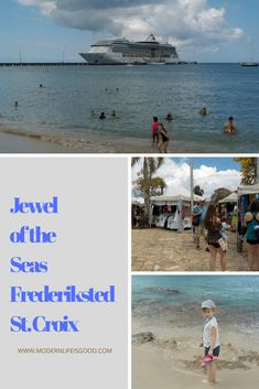 Jewel of the Seas in St. Croix. Join us on Jewel of the Seas in St. Croix as we explore the small town ofFrederiksted.This is the 2nd stop on our Southern Caribbean Cruise.