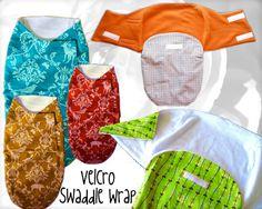 swaddle wrap pattern