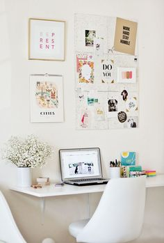 Inspiration for your desk