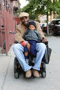 """I'm trying to keep him away from all the negativity so that he has a fighting chance. There are so many cracks to fall through. But I already got his older brother to college."" Humans of New York"