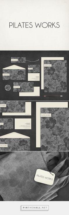 Pilates Works on Behance   Fivestar Branding – Design and Branding Agency & Inspiration Gallery