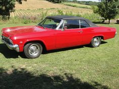 1965 Chevrolet Impala Convertible for Sale