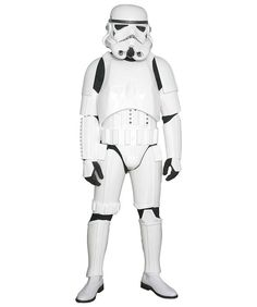 Star Wars Stormtrooper Costume Armor with Accessories and Ready to Wear Original Replica A New Hope