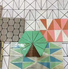 IndoTeak Design reclaimed teak tiles