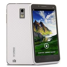 Cubot M6589 Quad Core Android 4.2 SmartPhone 1G RAM 4G GPS 4.7 Inch HD Screen 13.0MP Camera