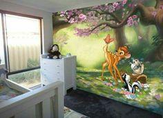 Disney children's room