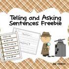 ... sentences and punctuation on Pinterest | Sentences, Complete sentences