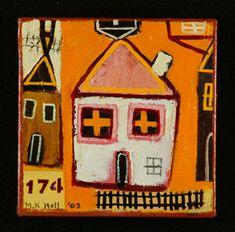 Melinda K. Hall, Artist - 2003: Under One Roof