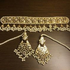 Latest Elegant Designer jewelry from India - Are you searching for quality traditional indian jewelry, indian jewelry set, plus order indian jewelry online,. Click Visit link for more info Indian Jewellery Online, Indian Jewelry Sets, Indian Wedding Jewelry, Indian Jewellery Design, India Jewelry, Pearl Jewelry, Bridal Jewelry, Jewelry Design, Gold Jewelry