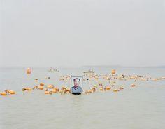 Surreal photographs of #china's yellow river