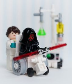 Lego Star Wars Photography