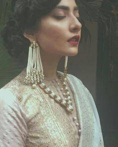 #SuffusebySanaYasir  Presenting Aab-E-Zar Liquid Gold Paying Tribute to our Heritage and Mixing Classic Techniques of Block Printing, Embroidery and Kamdaani Like No Other.⭐ #Gorgeous #Elegant #Traditional #LuxuryFashion #SuffusebySanaYasir #Jewelry #Jaipurandco #Model #EmanSuleman #Unique #Inspiration #Embellished #GoldShadesTrend #LuxuryPret #FormalsWear #ReadyToWear #EidUlAdha #2017 #PakistaniFashion #PakistaniModels #PakistaniCelebrities  ✨