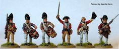 Perry Miniatures' British Grenadier Command pack.