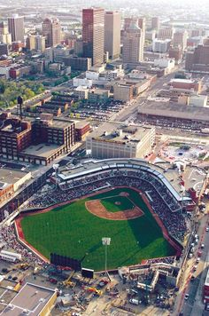 Dayton Ballpark Village, Dayton, Ohio