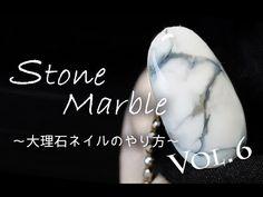 奥行きのある超時短大理石のやり方 ジェルネイルデザイン検索-ネイルファン