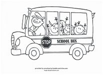 free back-to-school themed coloring pages from www.preschool-printable-activities.com