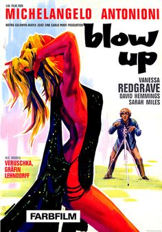 Michelangelo Antonioni´s Blow-Up