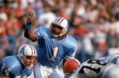 Warren Moon - Best QB in Houston History - Love Ya Blue!!!!