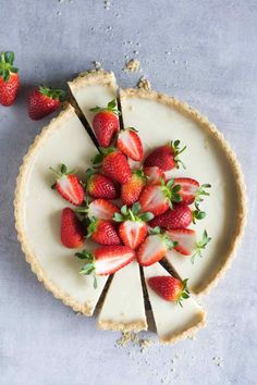 Lemon Curd Tart! Vegan, gluten-free if you use gluten-free oats and simple to put together.
