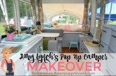Pop Up Camper Remodel Archives - The Pop Up Princess