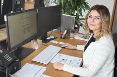 "Julia Hösselbarth, #Azubi bei der #memo in ""Die Menschen hinter memo"" Mehr unter: http://on.fb.me/1GuouEB  | Julia Hösselbarth, #trainee at #memo, in the series ""The people behind memo"". Learn more: http://on.fb.me/1GuouEB"