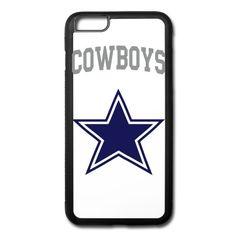 Cowboys-block iPhone 6 Plus Rubber Case | fancyboutique