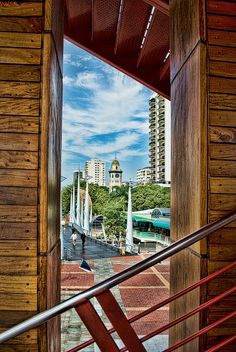 Malecon #Guayaquil Visitanos en Urdesa Siente el #PodderdelVapor