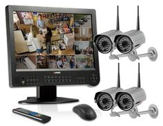 Wireless Security Camera Complete Systems Protect your family, friends and business. See the newest technology on Wireless surveillance system at hiddenwirelesssecuritycameras.com